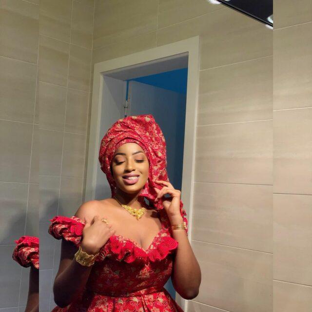 (Photos) Betty Dia, l'actrice au sourire ravageur