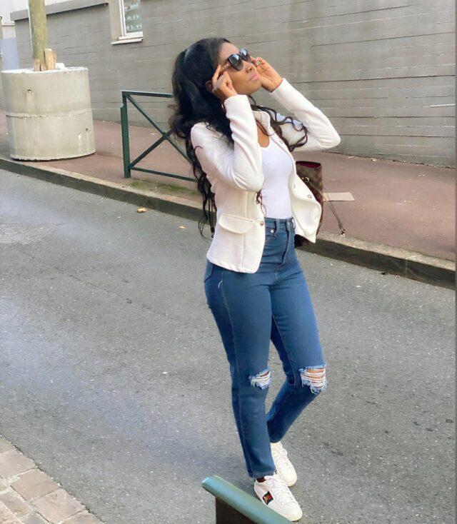 (Photos) Queen Biz : « Le bonheur a les yeux fermés »