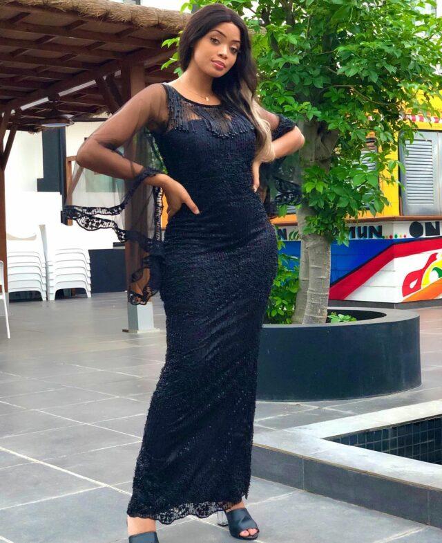 Photos – Seynabou, la Miss qui fait fantasmer la toile